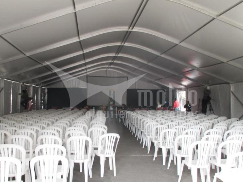 Pabellones 12mt x 6mt   importado hangar modular